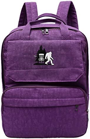 Women s Dayback Bigfoot Disc Golf Tree Oxford Business Travel Backpack College High School Bookbag product image
