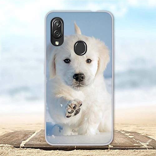 Carcasa de telefonoFor V10 Vita Case Silicone Soft TPU Cover Case For ZTE V10 Vita 6.26' Phone Cases For V10 Cases Bumper Capas