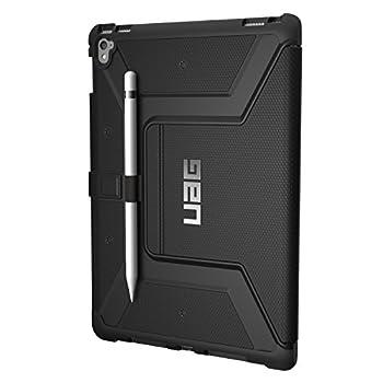 UAG Folio iPad Pro 9.7-inch Feather Light Composite [BLACK] Military Drop Tested iPad Case  IPDPRO9.7-BLK