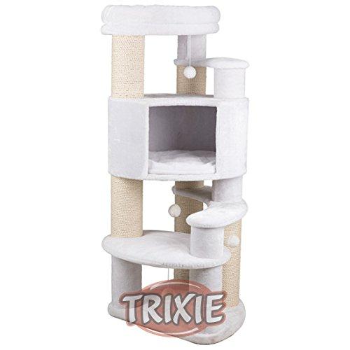Trixie Kratzbaum XXL Zita, 147 cm, weiß
