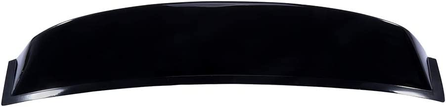 TUPARTS Outside Mount Window Visor Fits 2014 2015 for 世界の人気ブランド 2012 2013 売り込み