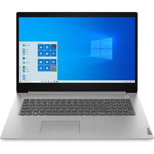 Lenovo (17,3 Zoll HD+ matt) Laptop (AMD Ryzen 3 3250U 2.6 GHz DualCore, 8GB DDR4 RAM, 256GB SSD, AMD Radeon Grafik, WLAN, Bluetooth, HDMI, USB 3.0, Windows 10 Home) grau