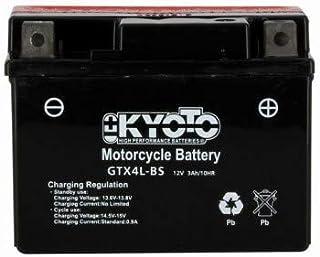 Batterie gel sans entretien 5 Ah Yamaha TZR 50 03-06 AM6 RA031 TZR 50 95-02 AM6 4YV//5DU YT4A-3 Neos 50 2T 02-03 SA151 Why 50 99-01 SA036