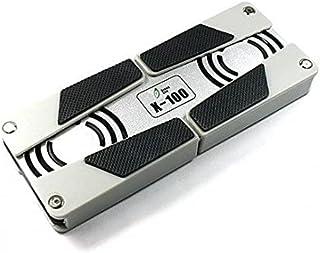 USB 2-Fan Notebook Laptop Cooler Cooling Pad Folding[C54 ]