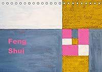 Feng Shui (Tischkalender 2022 DIN A5 quer): Feng Shui Farben fuer diverse Bereiche der Harmonie. (Monatskalender, 14 Seiten )