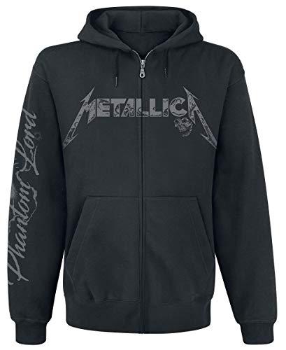 Metallica Phantom Lord Kapuzenjacke schwarz XXL