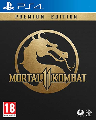 Mortal Kombat 11 Premium Collection (PS4)