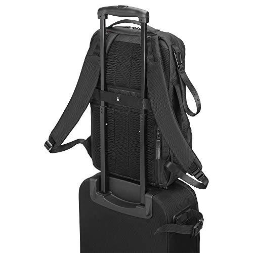 HAKUBA カメラリュック LUXXe(ラグゼ) フォース バックパック ブラック SLX-FCBPBK