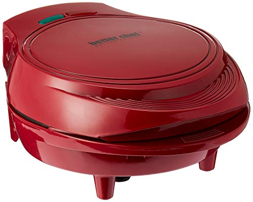 Better Chef Electric Omelet Maker (Red)