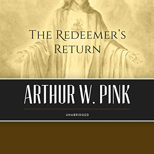The Redeemer's Return audiobook cover art