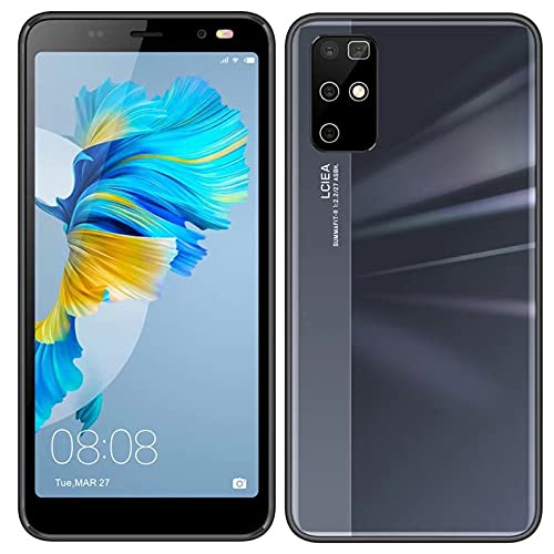 Cheap and Basic Mobile Phones, 5.5 Inch IPS Display Android Smartphone,Dual SIM, Dual...