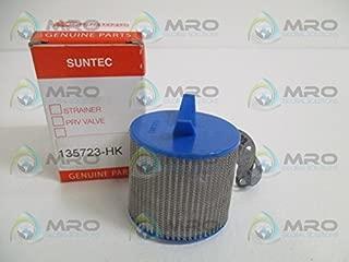 Suntec Strainer Kit 135723-HK For Waste Oil Burner Pumps J4NB-A1000G J3NBN-A132B -