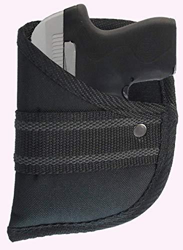 orGUNizer Garrison Grip Custom Fit Woven Pocket Holster Fits Beretta Pico 380 (W2)