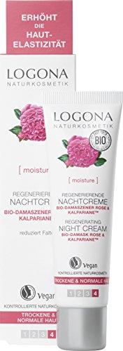 Logona Bio regenerierende Nachtcreme (1 x 30 ml)