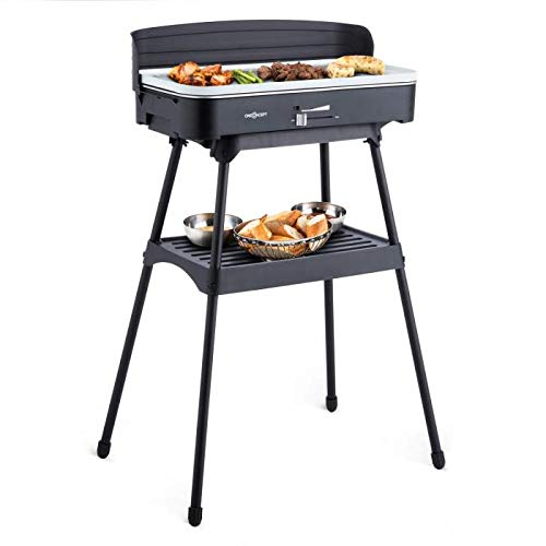 OneConcept Porterhouse - Grill électrique, Barbecue...