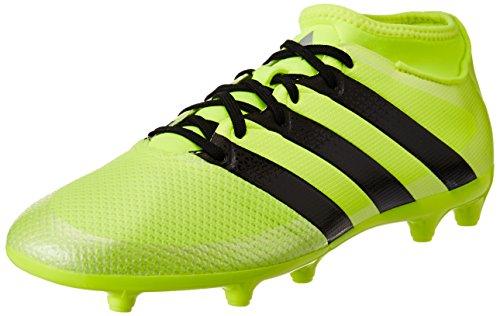 Adidas Ace 16.3 Primemesh Fg/Ag Voetbalschoenen, giallo,fluor,nero