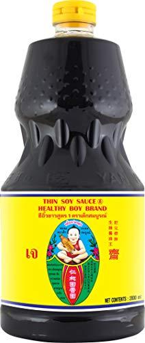 Healthy Boy Sojasauce, hell, 2380 g, 9729