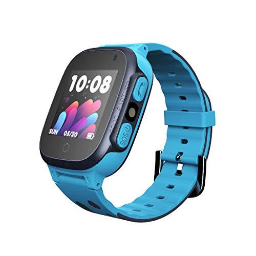 Aivtalk - Reloj Infantil Teléfono para Niñas Niños Multifuncional Alarma AGPS LBS...