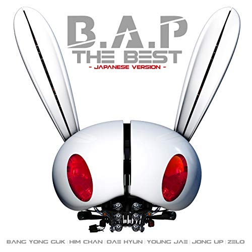 [Album]B.A.P THE BEST -JAPANESE VERSION- – B.A.P[FLAC + MP3]