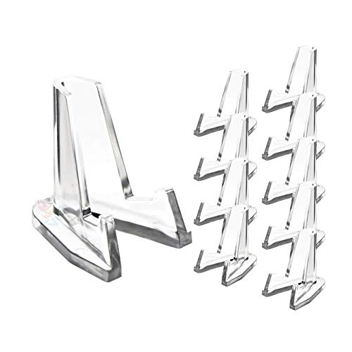 OnFireGuy 10 Clear Display Easels- Small