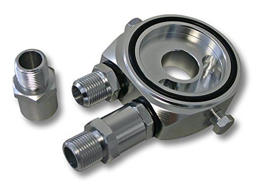 Oliefilter Adapter voor staal Flex Gepantserde slang