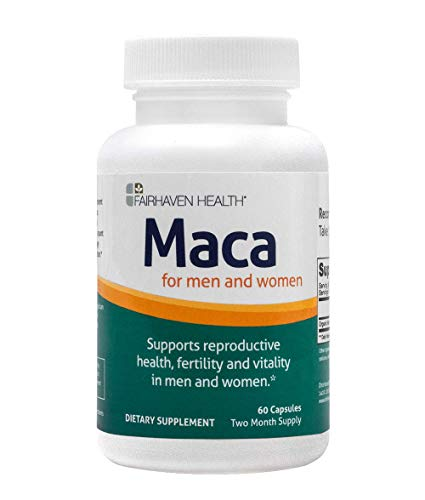 Organic Maca to Help Support Reproductive Health