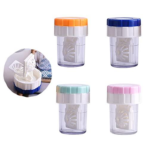 kontaktlinsen | linsenbehälter | Handwaschmaschine | kontaktlinsenbehälter | Verpackungsbox | Vision Care | Reinigungsbox für gesunde Kontaktlinsen