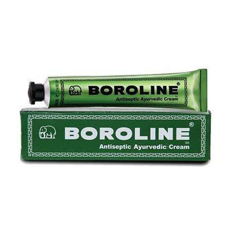 Boroline Antiseptic Ayurvedic Cream 20g (Pack of 12) by Boroline