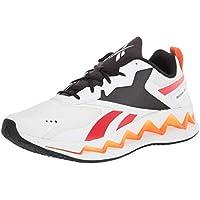Reebok Zig Elusion Energy Cross Trainer Unisex Shoes (White / Instinct Red / High Vis Orange)