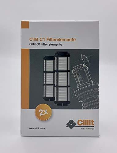 Cillit Filterelement für Einhebelfilter C1 Set a 2 Stück