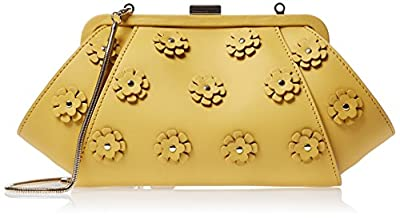 ZAC Zac Posen Eartha Iconic Floral Clutch