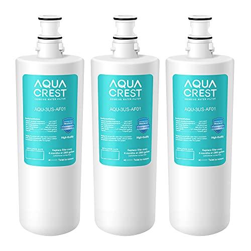 AQUACREST 3US-AF01 Undersink Water Filter, NSF 42...