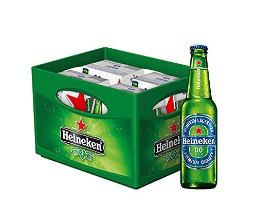 Heineken 0.0% Alkoholfrei Pils, MEHRWEG...