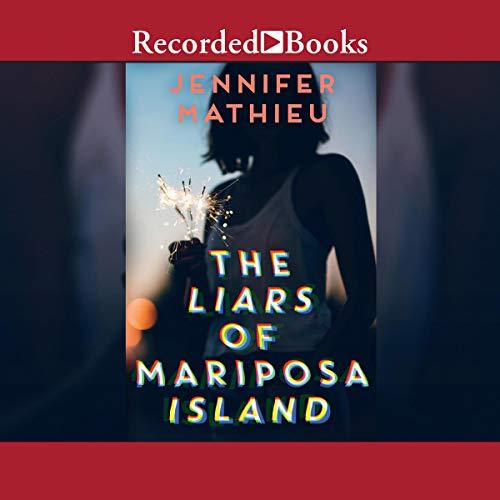 The Liars of Mariposa Island audiobook cover art