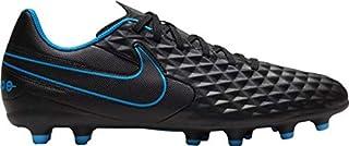 [ナイキ] メンズ ティエンポ レジェンド8 Tiempo Legend 8 Club FG サッカー スパイク BLACK/BLUE [並行輸入品]