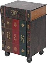 Vogue HY2A-B021 Cabinet with Drawer, Multi Color - H 56 cm x W 31.5 cm x D 36 cm