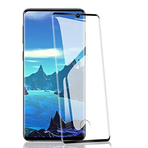 RIIMUHIR-Panzerglas Schutzfolie für Samsung Galaxy S10 [2 Stück], Displayschutzfolie für Samsung Galaxy S10, Panzerglas 9H Härte, Schutzfolie für Handys Einfache Installation, Transparent
