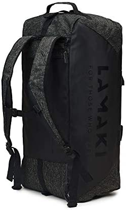 lamaki Hybrid Duffle Bag Backpack Gym Bag Weekender Heavy Duty with Industrial Look Multifunctional product image