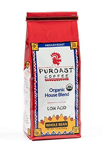 Puroast Organic House Blend