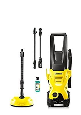 Kärcher K2 Premium Home Air-Cooled Pressure Washer from Kärcher