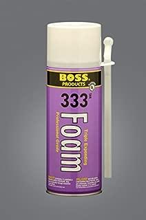 Boss 333 Expanding Foam Sealant 12 0z