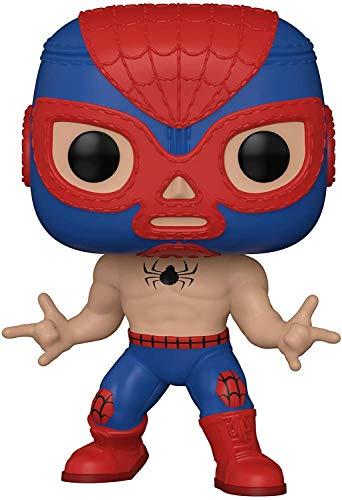 Funko Pop! Marvel: Luchadores - Spider-Man