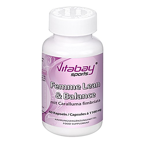 Femme Lean & Balance - Slimaluma - Fatburner & Appetitzügler