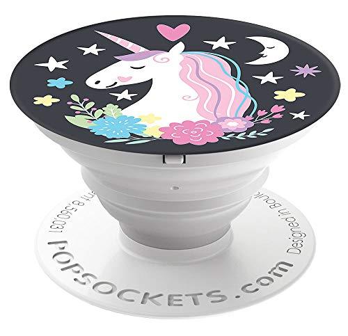 PopSockets: Ausziehbarer Sockel und Griff für Smartphones und Tablets - Unicorn Dreams