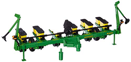 TOMY John Deere Big Farm 1700 Corn Planter with Pivoting Marker Arms and Removable Box Lids (1:16 Scale)