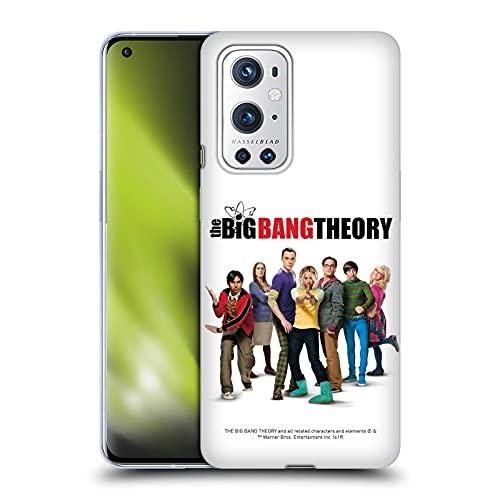Head Case Designs Offizielle Zugelassen The Big Bang Theory Staffel 10 Schluessel Kunst Soft Gel Handyhülle/Hülle kompatibel mit OnePlus 9 Pro