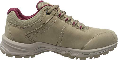 Mammut Nova III Low GTX® damskie buty trekkingowe, beżowy - Safari Dark Sundown - 36 EU