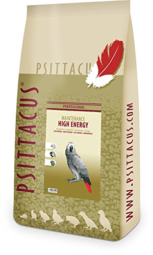 Psittacus Pienso para Loro Alta energía - 12 kg