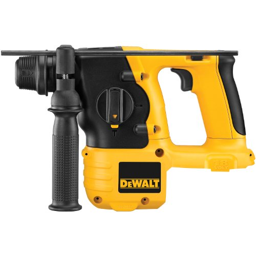 DEWALT Bare-Tool DC212B 18-Volt 7/8-Inch Cordless SDS Hammer (Tool Only, No Battery)