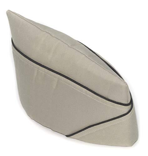 Forum Unisex-Adult's Private Cap, Khaki/Blue